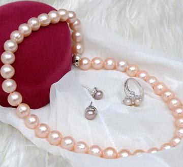 珍珠礼品套装