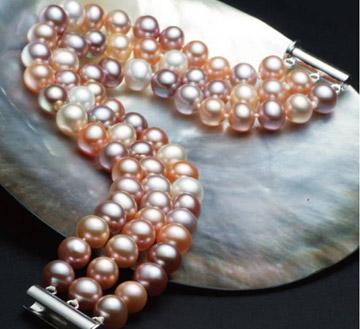 淡水珍珠手链