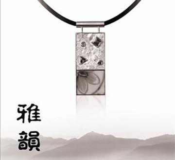 古瓷首饰系列之雅韵