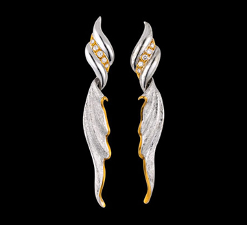 老凤祥--钻石项链01