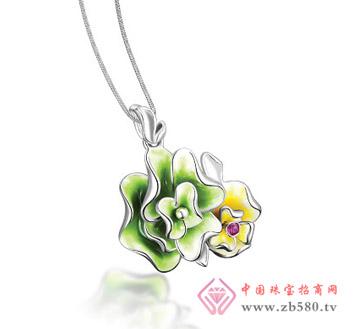 泰源珠宝--牡丹系列02