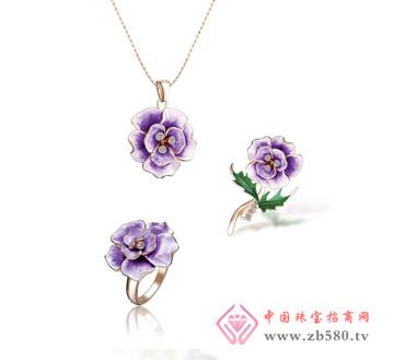 泰源珠宝--牡丹系列05