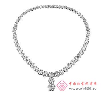 泰源珠宝--钻石项链