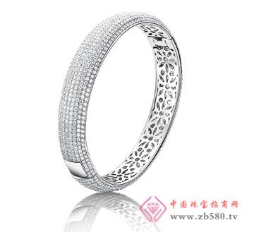 泰源珠宝--钻石手镯