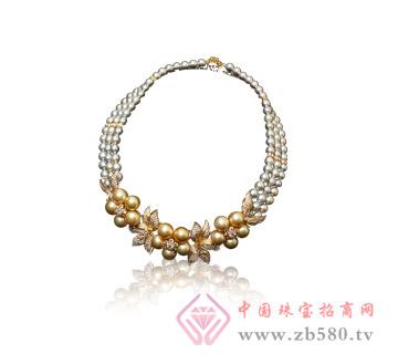 中国珠宝--珍珠项链