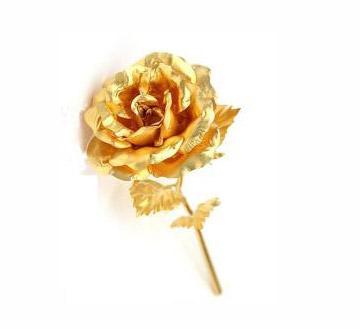 千足金箔玫瑰