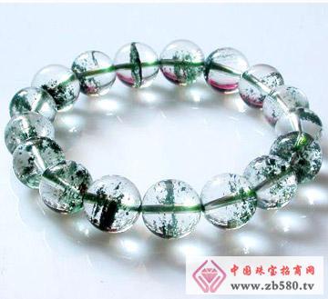 鑫玉泰珠宝--水晶手链1