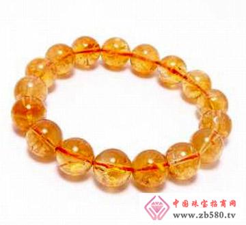 鑫玉泰珠宝--水晶手链s