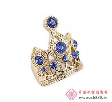 HR皇冠戒指
