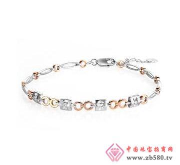 太福珠宝--钻石手链01