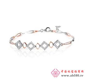 太福珠宝--钻石手链02