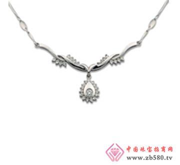 金大东珠宝--钻石项坠1