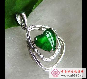 金大东珠宝--翡翠吊坠1