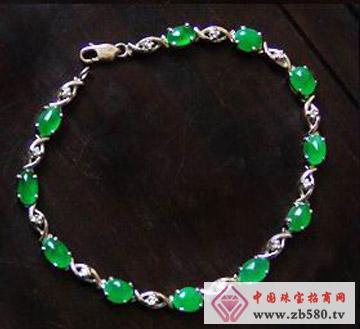 金大东珠宝--翡翠手链