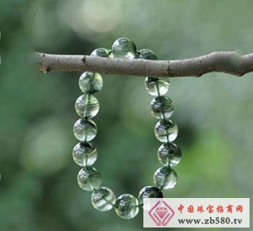 绿幽灵手链