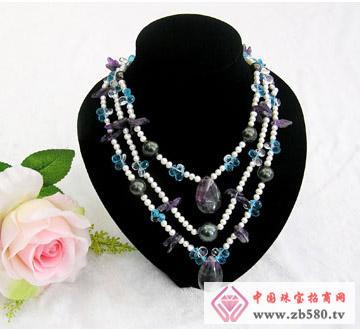 圣塔珠宝--珍珠项链01