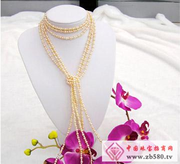 圣塔珠宝--珍珠项链03