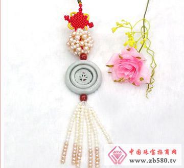圣塔珠宝--珍珠项链04