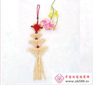 圣塔珠宝--珍珠项链05