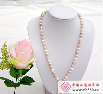 圣塔珠宝--珍珠项链06
