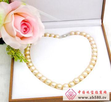圣塔珠宝--珍珠项链07