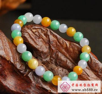 圣源珠宝--翡翠手链