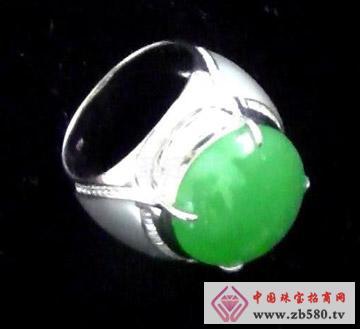 圣钰珠宝--翡翠戒指