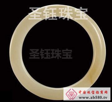圣钰珠宝--明代羊脂玉镯