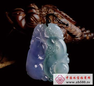 翠龙轩珠宝--极品翡翠挂件