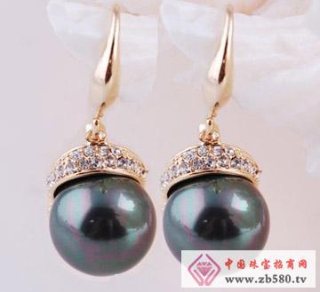 聚华珠宝--耳坠01