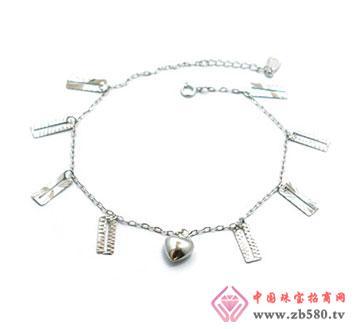 925银脚链