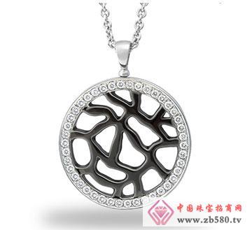 真系列钻石项链