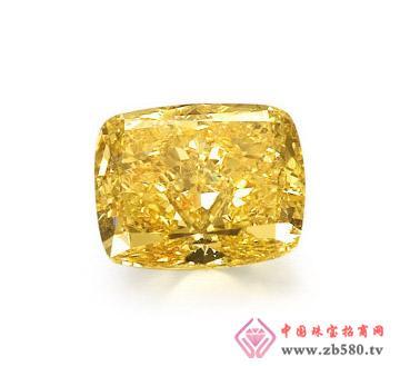 3.04克拉GIA黄钻裸钻