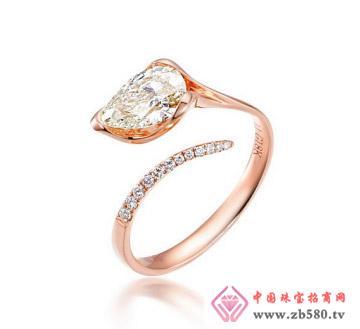 钻石结婚戒指钻戒
