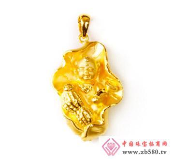 金和缘珠宝--吊坠4