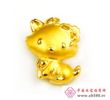 金和缘珠宝--吊坠8