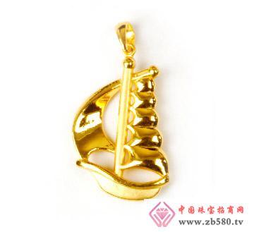 金和缘珠宝--吊坠12