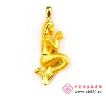 金和缘珠宝--吊坠14