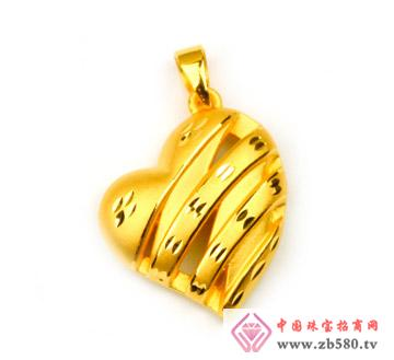 金和缘珠宝--吊坠17