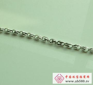 银弧珠宝--手链01