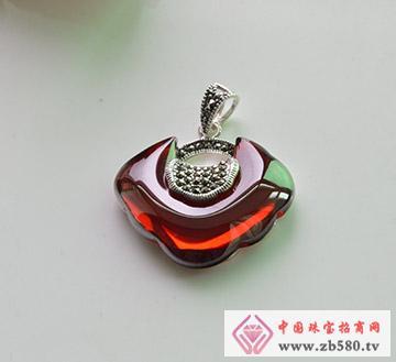 银弧珠宝--吊坠03