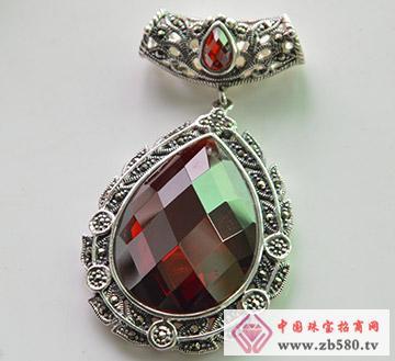 银弧珠宝--吊坠05