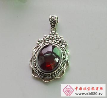 银弧珠宝--吊坠10