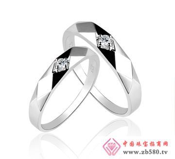嘉文珠宝--纯铂的爱