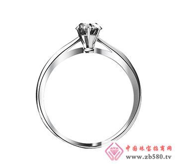 大昌珠宝--留爪钻石女戒