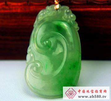 大昌珠宝--翡翠挂件