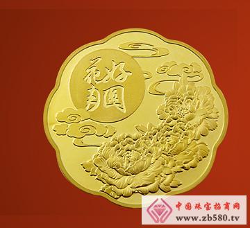 紫金黄金--花好月圆金月饼