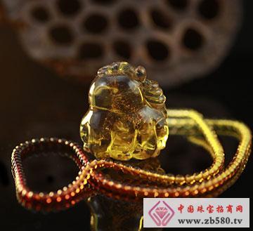 NASA奈莎珠宝-天然缅甸琥珀10g琥珀