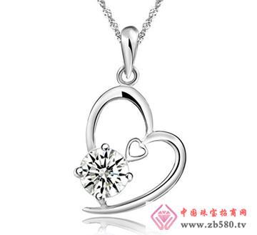 中龙金银--钻石吊坠02