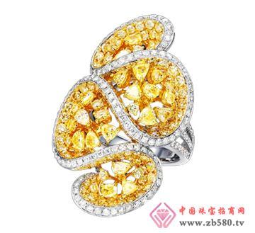 中龙金银--黄金首饰戒指01